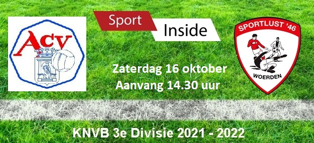 ACV – Sportlust '46 – 16-10-2021